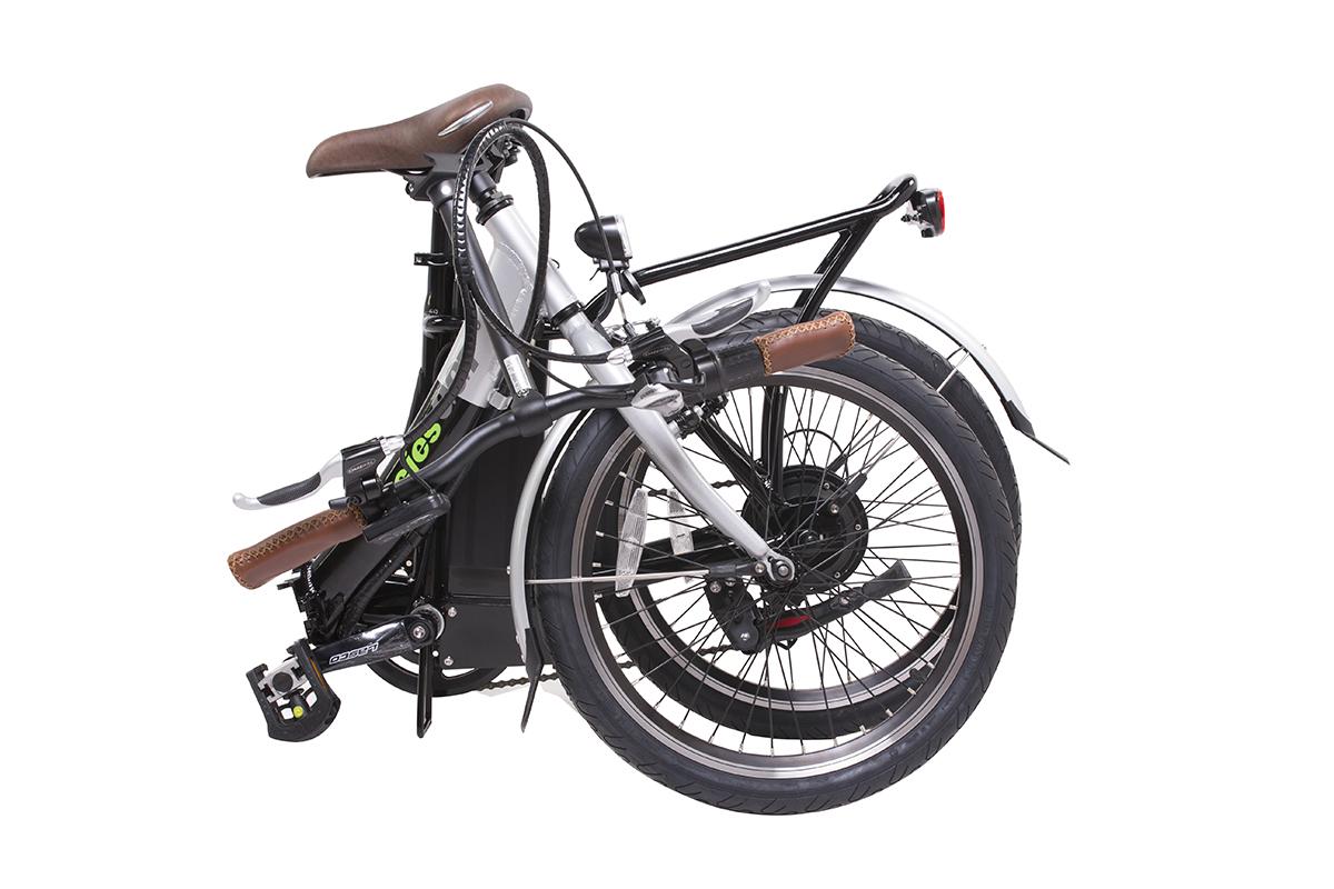 Электрические велосипеды SMART FOLD - Велострана в Казахстане
