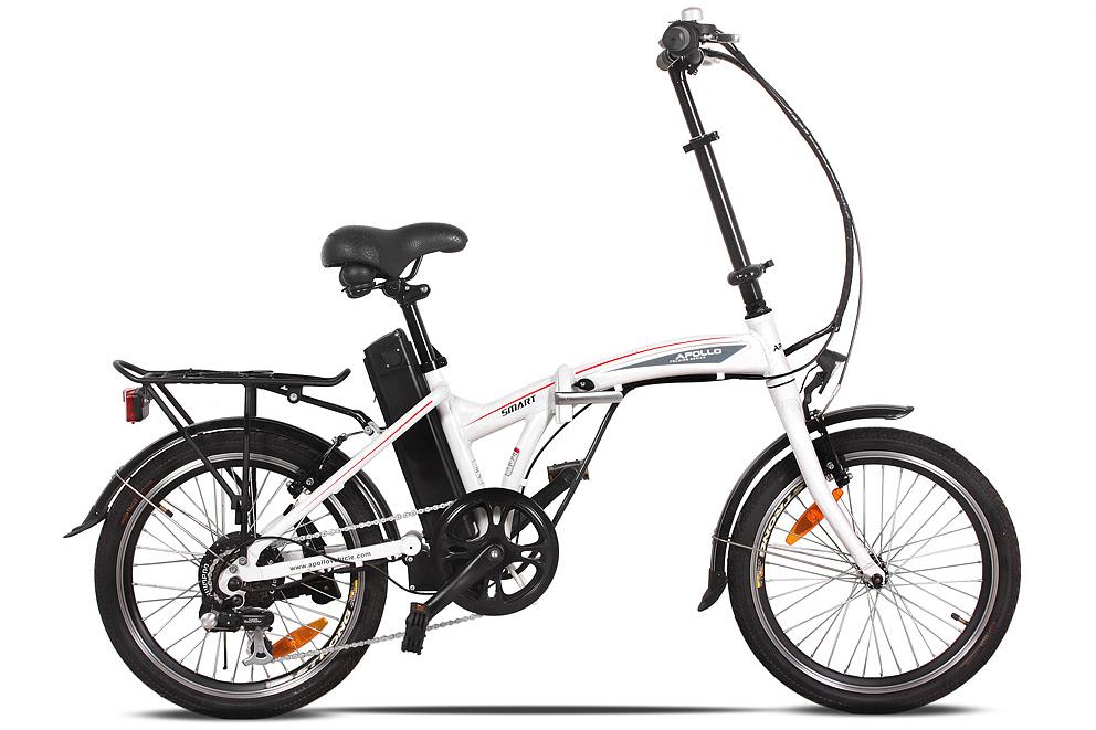 Электрические велосипеды SMART 05 - Велострана в Казахстане